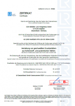 AD 2000-Merkblatt HP0 und EN ISO 3834-3:2005
