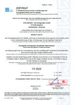 DGR 2014/68/EU Modul D & D1